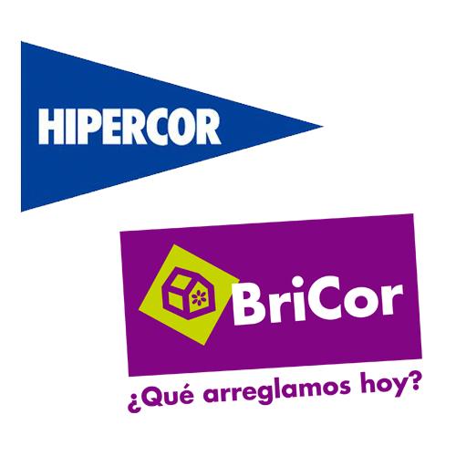 Bricor e HiperCor
